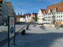 Ortskern, Landsberg am Lech